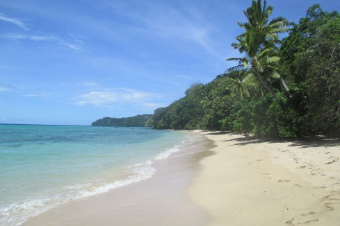Fiji is made up of roughly 322 islands.