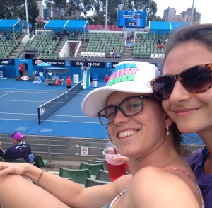 Its called the Australian Open because there are so many open seats.